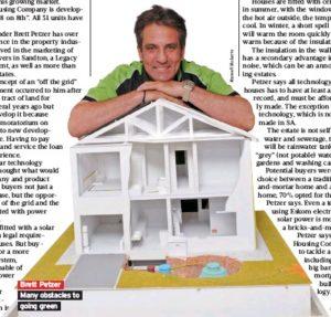 green housing; homes design; houses for sale pretoria green housing logo