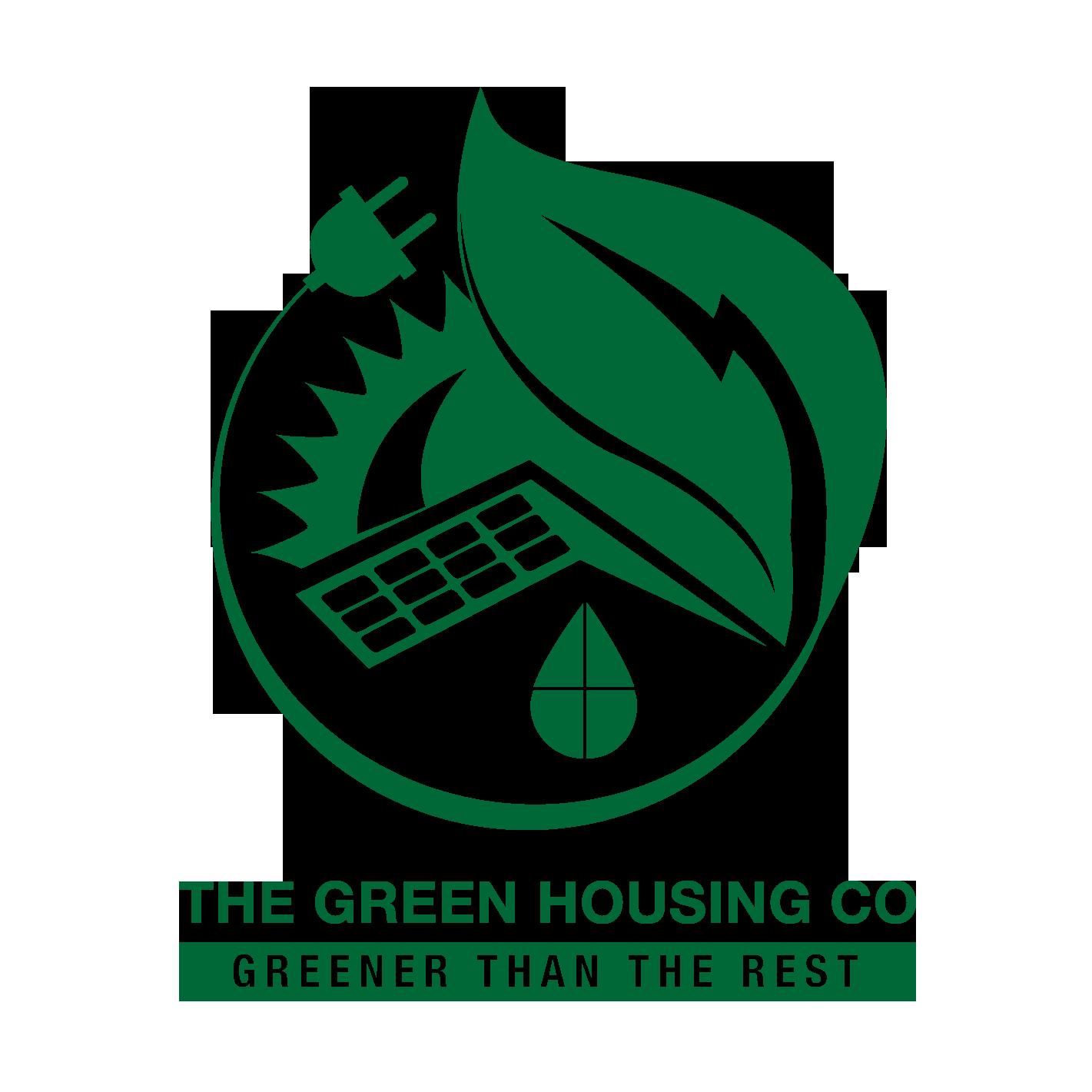 green housing logo